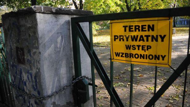 Jordanek zlikwidowany - fot. Paweł Radziszewski/tvnwarszawa.pl