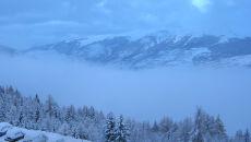 W pierwszy dzień zimy popada. Sam śnieg tylko w górach
