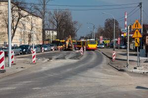 O 21:00 drogowcy zamkną Chełmżyńską