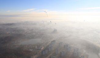 Od rana oddychamy smogiem
