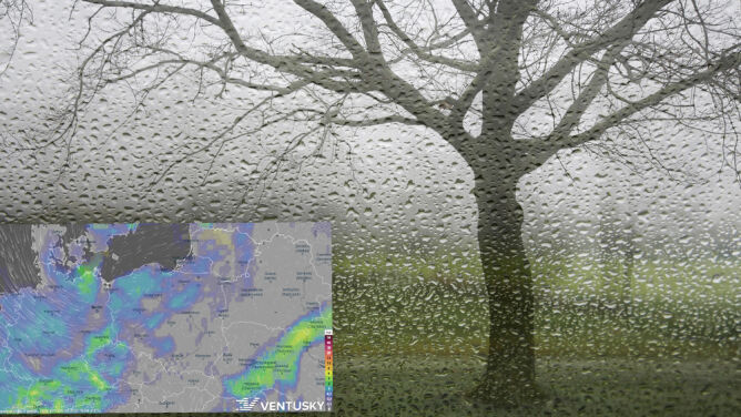 Pogoda na 5 dni: do wiosennej aury jeszcze daleko. Z każdym dniem coraz chłodniej