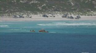 Trwają poszukiwania surfera zaatakowanego przez rekina